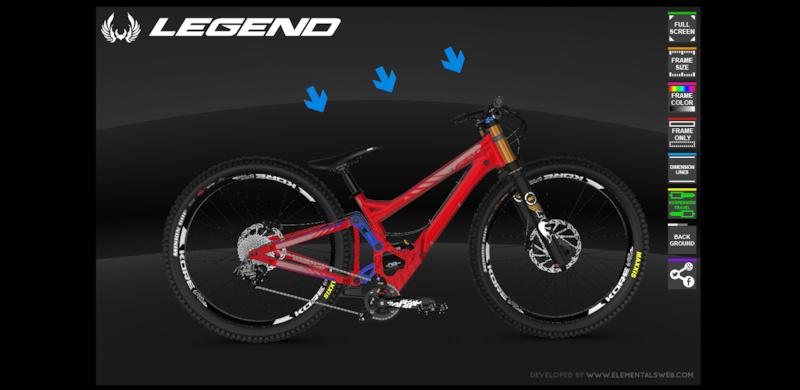 Bike 3d Configurator N A