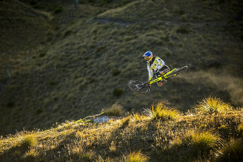 AthertonRacing Pre Season Riding Camp Queenstown New Zealand.