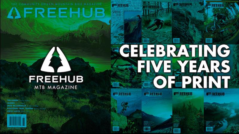 Freehub Magazine Celebrates Five Years