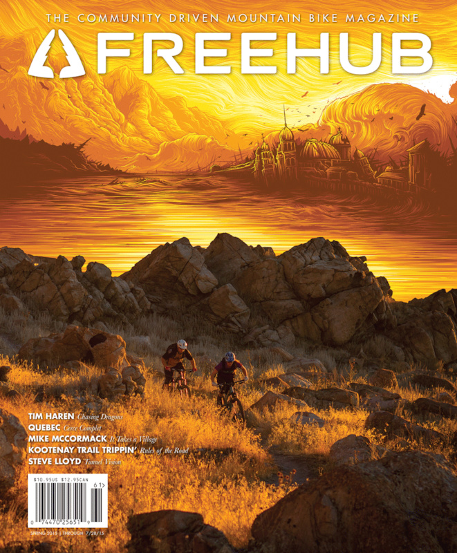 Freehub Magazine Issue 6.1 the Community Issue.
