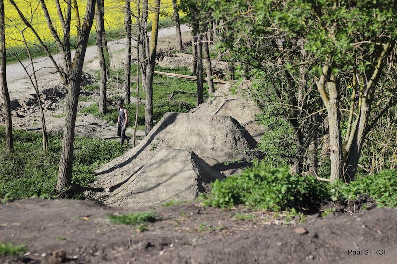 Selzi Trail Inauguration