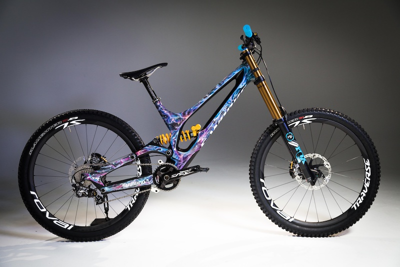 Ken Block S Custom Demo 8 Pinkbike