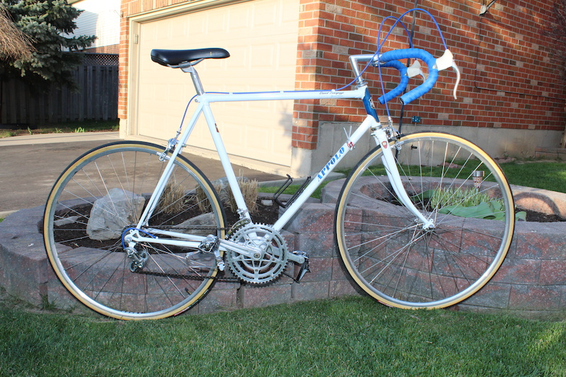 Vintage Apollo Road Bike For Sale