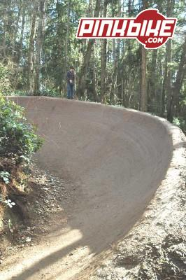 13FT HIGH BERM