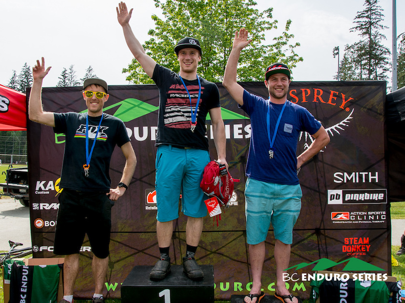 Bc Enduro Series And Cascadia Dirt Cup Combine In North