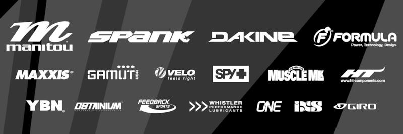 2015 Team Sponsors