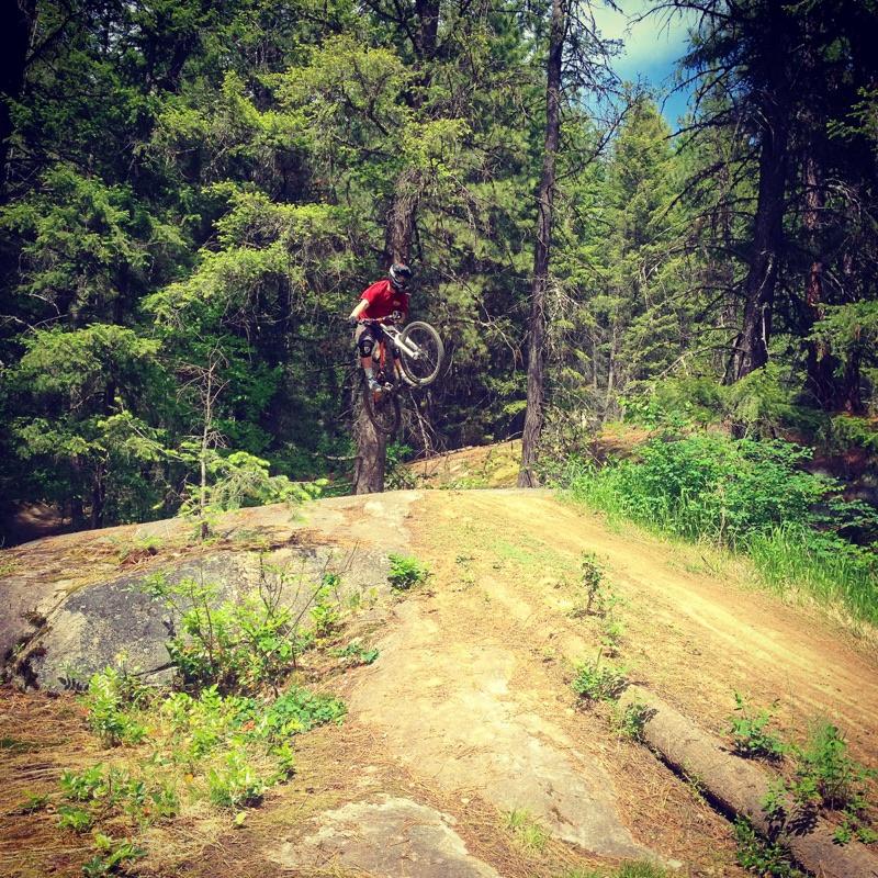 Castlegar British Columbia Mountain Bike Trails Trailforks