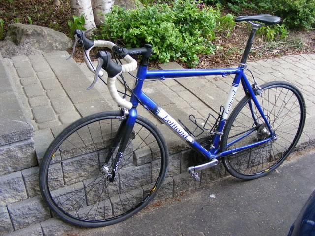 2004 Lemond Nevada City 61cm Blue For Sale