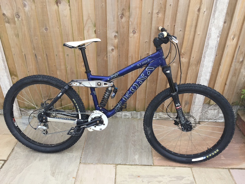 Kona stinky downhill bike for sale