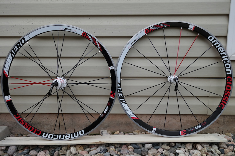 American Classic Wheels For Sale Of 2012 American Classic 420 Aero 3 Road Wheels For Sale