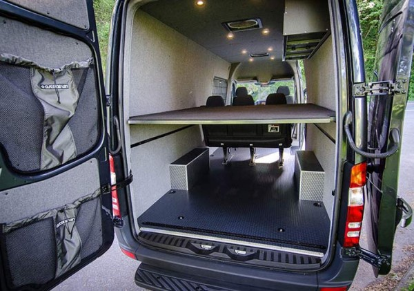 2015 Mercedes Sprinter Diesel 4 215 4 Is The Dream Vehicle