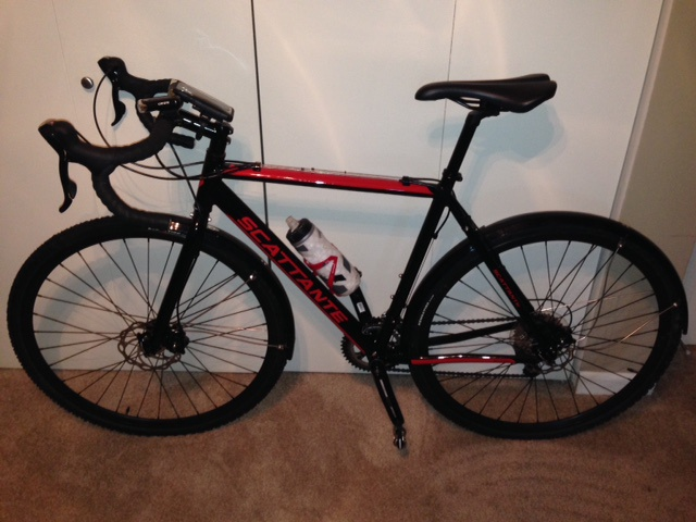 2014 scattante scx 350 cross 2 cyclocross bike for sale. Black Bedroom Furniture Sets. Home Design Ideas