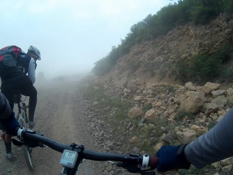 سفرنامه جنگل ابر