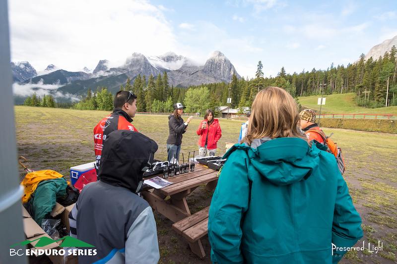 images from the Canmore Race Recap Osprey Kootenay Rockies Enduro