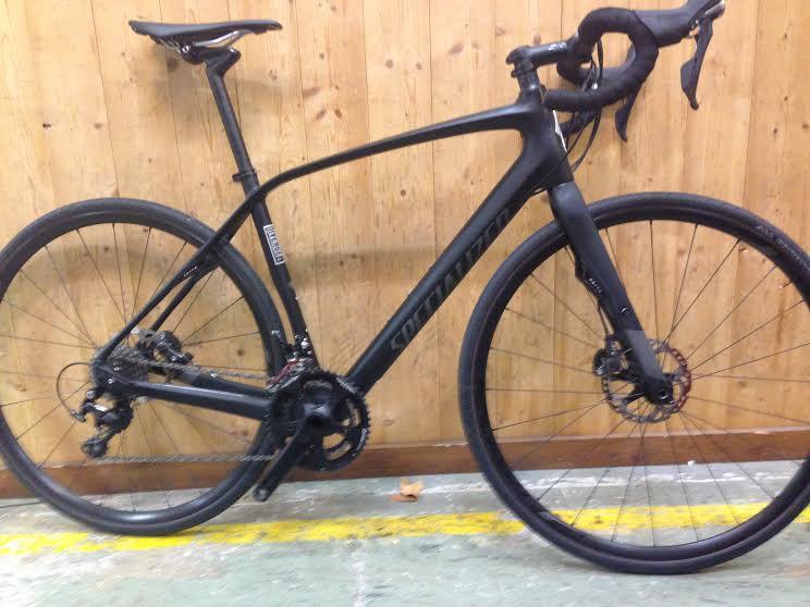 2015 Diverge Comp Carbon 56 Gravel Bike For Sale