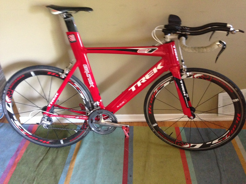 2009 Trek Equinox 7 TT/Tri bike For Sale