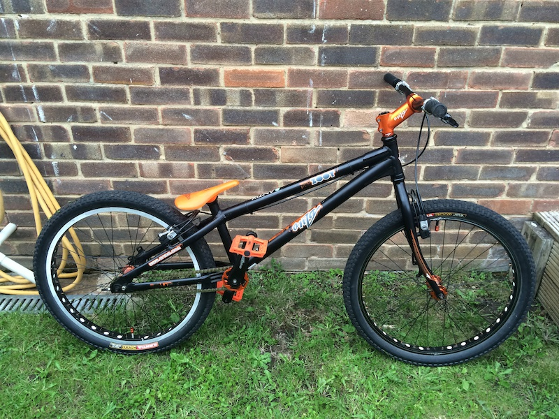 2013 onza zoot trials bike with magura 39 s for sale. Black Bedroom Furniture Sets. Home Design Ideas