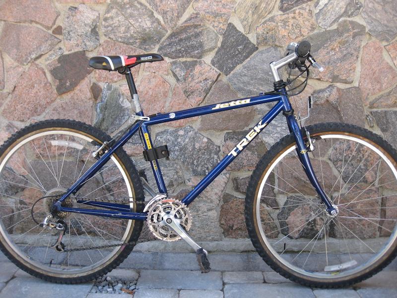 1997 Trek Vw Jetta Limited Edition Mountain Bike For Sale