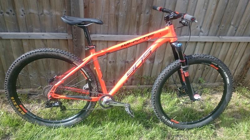 Merida 650b hardtail bikes classifieds