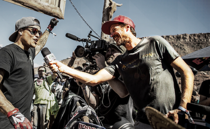 Wanted: Red Bull Rampage Reporter for YT Industries