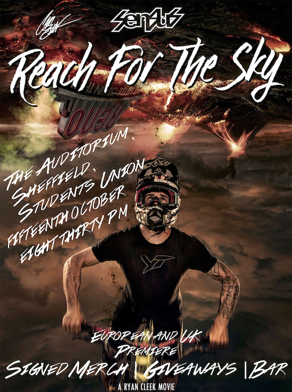 UK Premiere: Cam Zink's Reach For The Sky