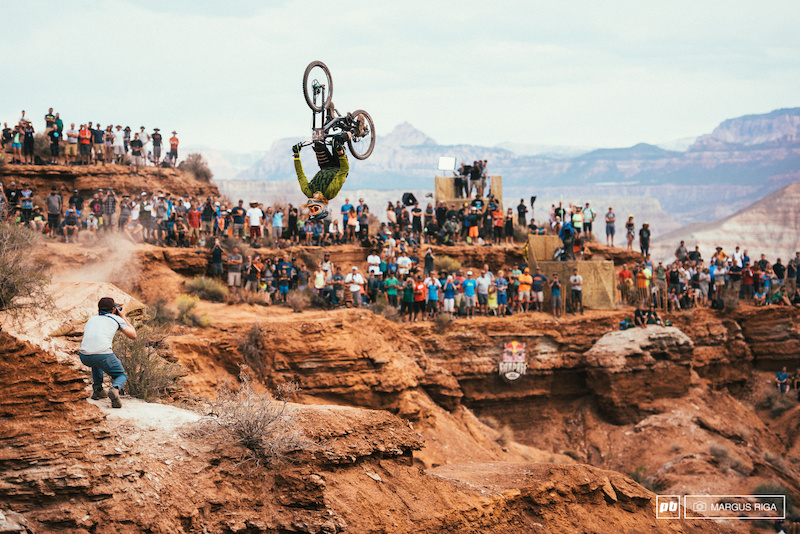 Watch Red Bull Rampage on NBC This Sunday