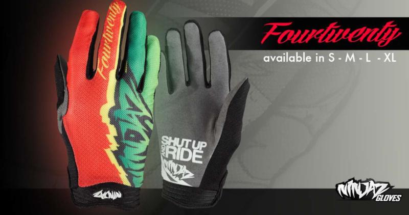 Ninjaz Gloves Finally Land in The UK
