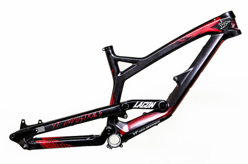 #weRideForPaul: YT Industries to Auction off Rampage Signature Frames for Paul Basagoitia