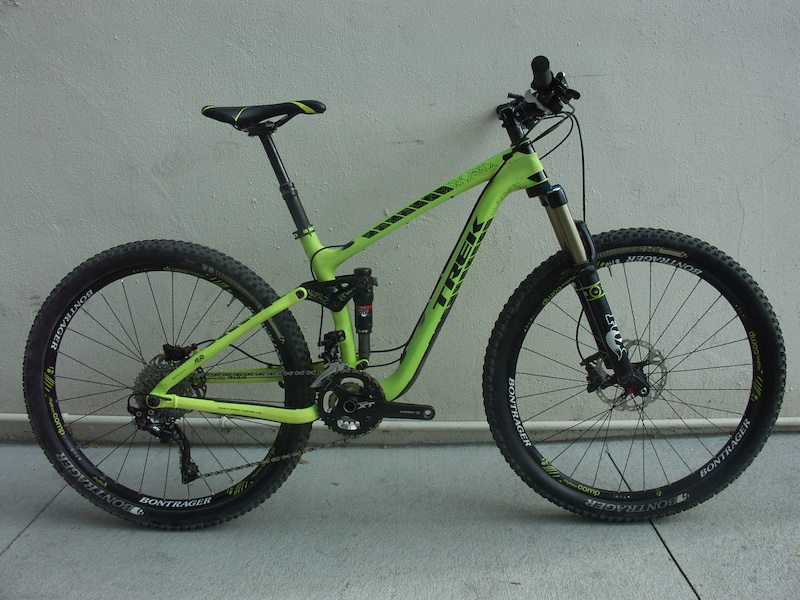2015 Trek Fuel Ex 9 8 650b Small For Sale