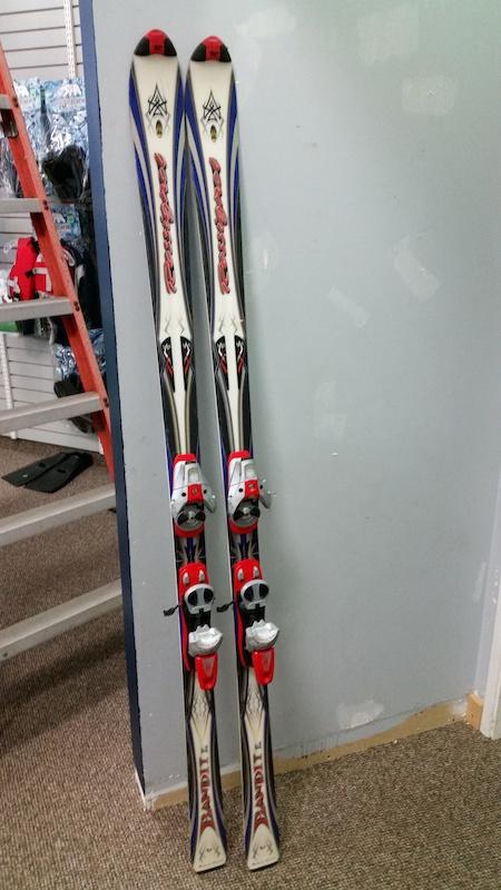 Bike Tune Up >> Rossignol Bandit L Skis 177cm For Sale