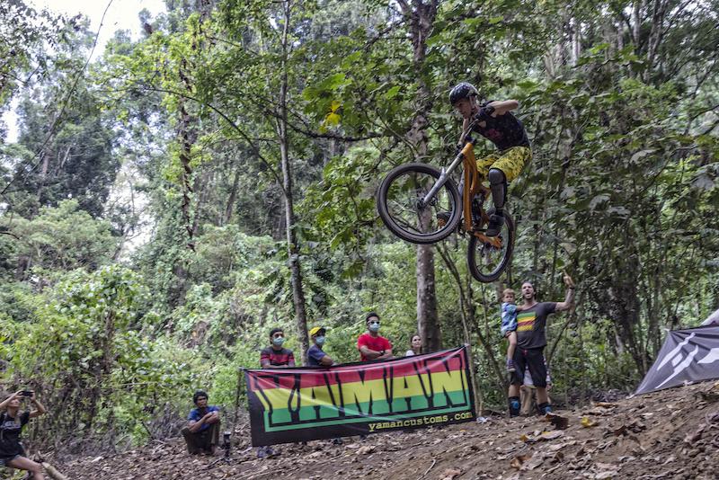 Whipoff s at the Jungle Playground Bali