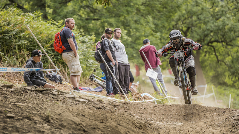 British Cycling Downhill National Champs 2016 - Revolution Bike Park