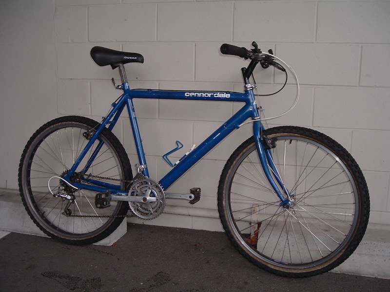 Vintage Cannondale Mountain Bike 3 0 Series For Sale