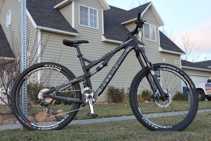2015 Intense Tracer T275 Carbon W Pike And Reverb For Sale