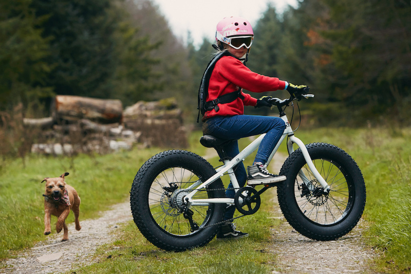 Charge Kids Fat Bikes Now Available in the USA