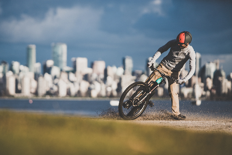 From the filming of Ryan s free e-course called Fun amp Easy Bike Tricks on ryanleech.com Photo credit Connor Macleod