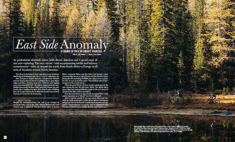 Feature Article from Freehub Magazine Issue 6.4.