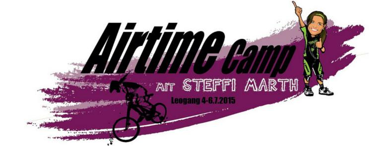 Airtime Camp mit Steffi Marth