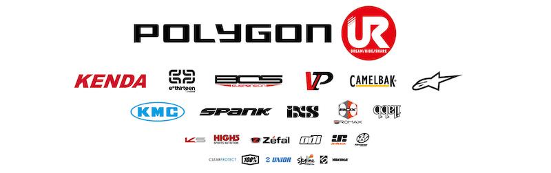 2016 Polygon UR Team Launch