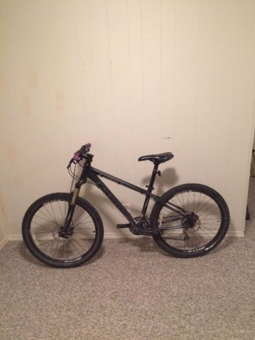 2010 Cannondale F5 Hardtail Mountain Bike Sz S For Sale