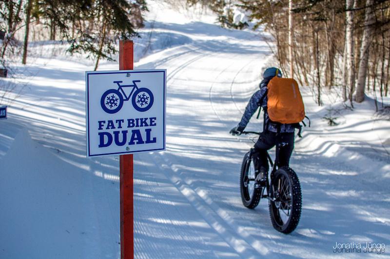 Fat Bike Web Series, Brazilians Across Quebec