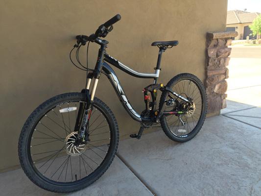 2013 Khs Xc 104 Medium 26 Quot Wheels For Sale