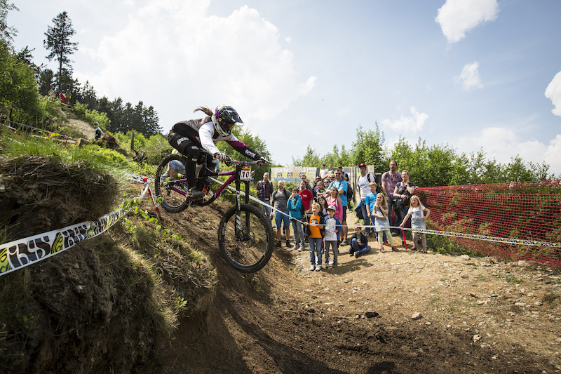 iXS European Downhill Cup Round Two - Willingen Germany