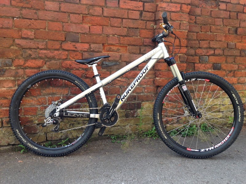 2012 nukeproof snap 4x dirt jump bike great cond for sale
