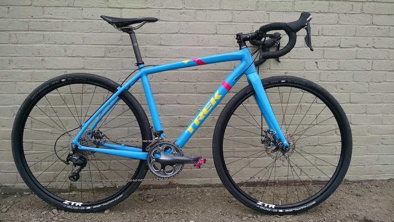 2016 Trek Crockett 52cm Cyclocross Gravel Bike For Sale