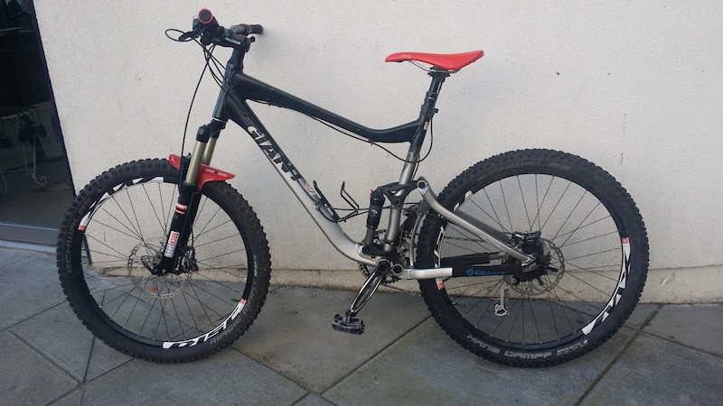 2009 Giant Trance X4 For Sale