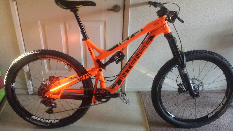 Tire Shops In Modesto >> 2015 INTENSE TRACER 275!! bright ORANGE! *updated* For Sale