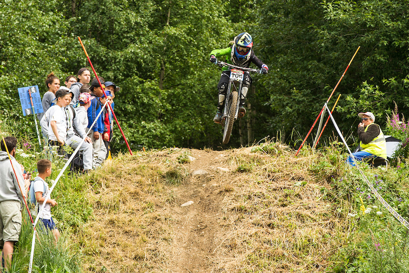 2016 iXS European Downhill Cup Round Five Les2Alpes