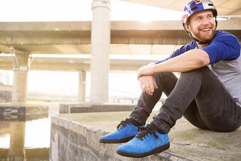 Danny MacAskill and Five Ten Launch New Signature Shoe