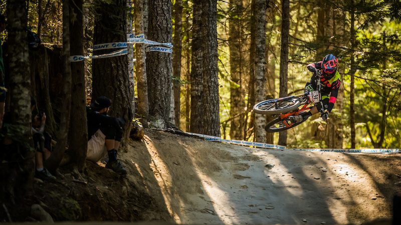 Crankworx Whistler Fox Air DH 2016